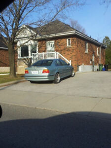 2 RMS summer sublet. Just across the street from Mohawk College!