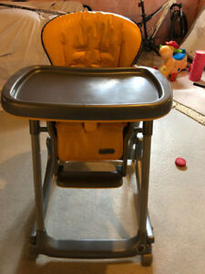 Used peg perego high prima pappa chair