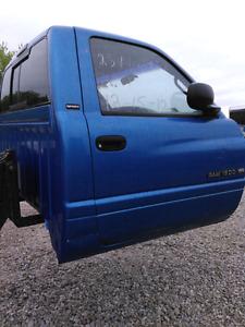 Dodge Ram Regular Cab Southern metal with doors