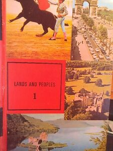LAND AND PEOPLES VOLUME 1 West Island Greater Montréal image 1