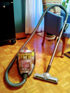 Hoover® Multi Floor Canister Vacuum (Like New)