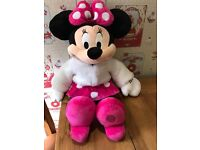 Large Disney Minnie Mouse teddy