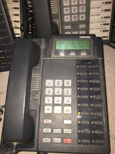Toshiba DKT2010  phones Business Telephone System