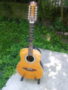 Ovation Pacemaker 12 strings Made in USA