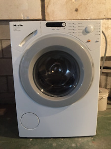 Miele Apartment Size Washer