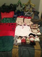 Small Christmas Lot New Items Included $10 Must Go!