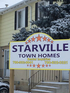 4 Bedroom Townhouse in Vegreville. AB.