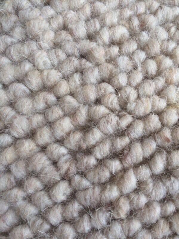 Brand new pale grey berber carpet in livingston west for Best berber carpet brands