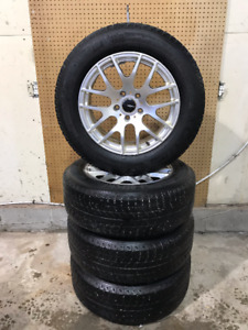 GREAT PRICES ON A WIDE SELECTION OF GENTLY USED TIRES!