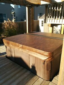 2012 Viking Royale hot tub with brand new cover Kitchener / Waterloo Kitchener Area image 1