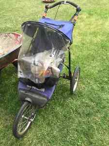 All weather stroller