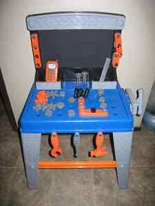 own tool bench