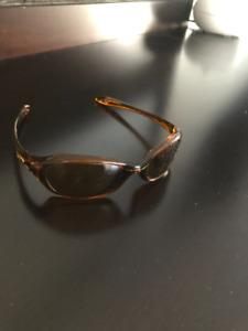 Kids brown Oakley Sunglasses