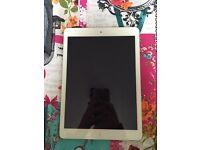 White Apple iPad
