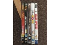 DVD's for sale (over 100)