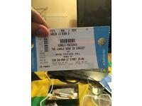 Jungle book concert tickets