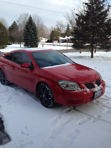 2009 Pontiac G5 Base Coupe (2 door)