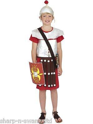 Jungen Römische Soldat Gladiator Studienplan Buch Tag Kostüm - Römische Gladiator Outfit