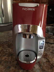 SINGLE SERVE Coffee Maker, Hamilton Beach FLEXBREW