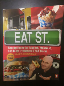 """""""Eat St"""" cook book"""