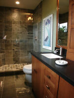 Kitchen Bathroom Basement Development & Reno •••• FREE ESTIMATE