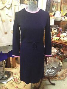 ★ Vintage 60's Jr Misses Dress Sz12 ★