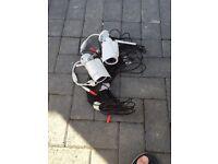 Swann ads 466 outdoor cctv cameras x 2
