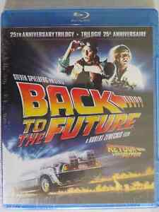 Back to the Future (all 3 movies) in BluRay