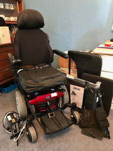 Quantum Q6 Edge Power Wheelchair for Sale