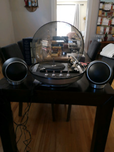 Rare Electrohome Apollo Record Player
