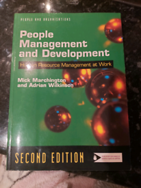 People management and development book