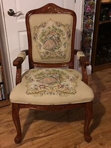 Antique French Continental Chair