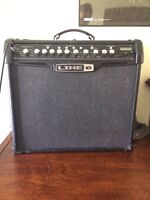 Line 6 spider IV 75 amp with control pedal