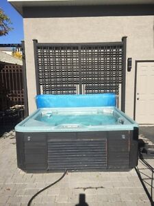 buy or sell a hot tub or pool in calgary garden patio kijiji classifieds. Black Bedroom Furniture Sets. Home Design Ideas