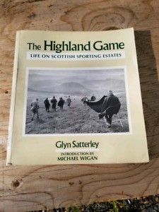 Book about hunting in the scottish highlands