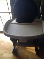 Highchair evenflo