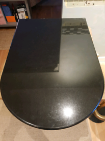 Granite table top, excluding brass as seen in photo.