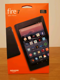 Fire 7 with Alexa