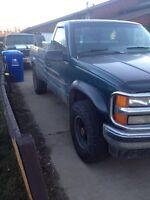 1995 GMC 4x4 1/2 Ton