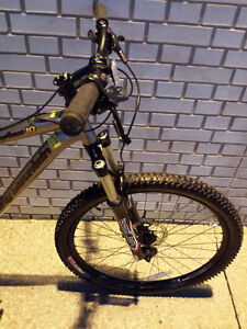 Rockymountain,MARZOCCHI,like b new,Hydraulick brake,EXCELLENT Kitchener / Waterloo Kitchener Area image 4