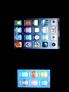 Apple touch 32 gb and Apple touch 7th gen 16 gb