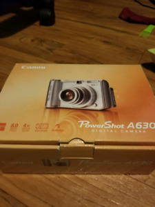 Canon Digital Camera PowerShot A6300
