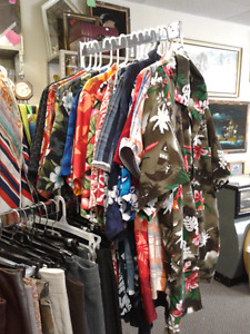 Authentic Vintage (old)  Hawaiian button up, RARE shirts
