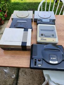 Sega mega drive Nintendo 64
