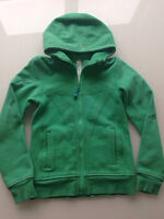 Ivivva French Terry Remix Hoodie Size 8