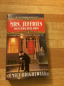 Mrs. Jeffries - Defend Her Own