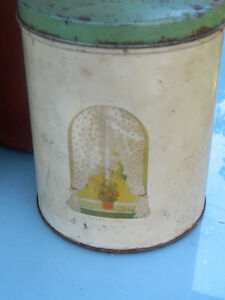 Antique Bread Box and Canisters Peterborough Peterborough Area image 6