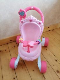 Fisher-Price Princess Musical Baby Walker