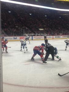 Habs Montreal Canadiens vs NJ Devils Sat 2.2. 14.00
