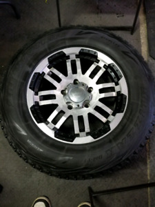 Tundra Rims and Winter Tires